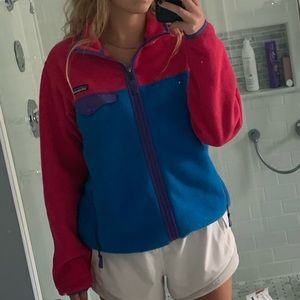 Patagonia Fleece Zip Up